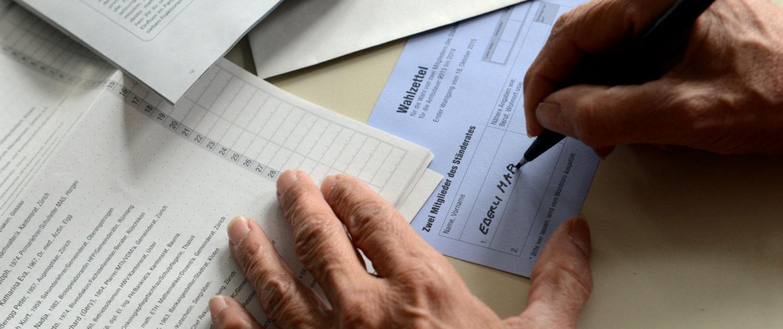 Abstimmung Zuger Gewerbeverband
